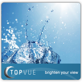 TopVue - highly breathable and sufficient hydration