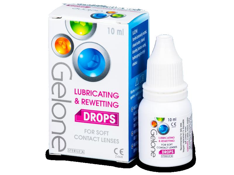 Gelone Eye Drops 10ml  - Eye drops