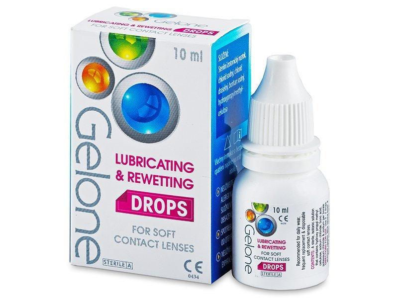 Eye drops - Gelone Eye Drops 10ml