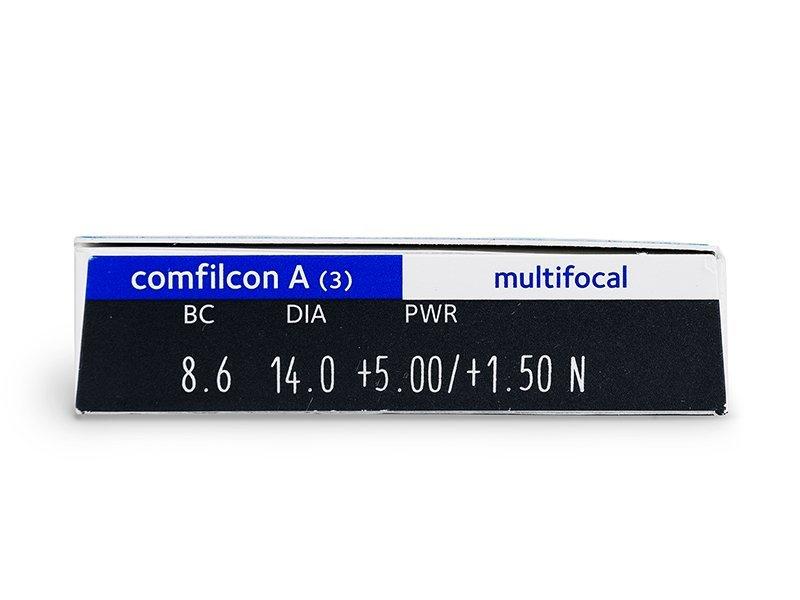 Biofinity Multifocal (3lenses) - Attributes preview