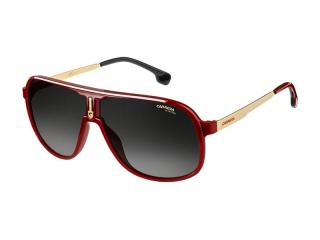 Rectangular sunglasses - Carrera Carrera 1007/S C9A/9O