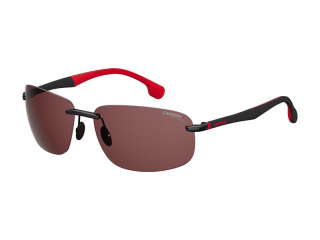 Rectangular sunglasses - Carrera Carrera 4010/S 807/W6