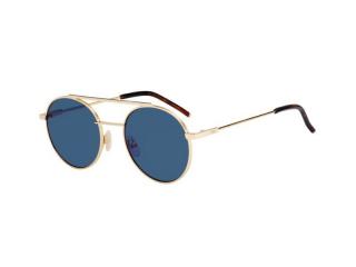 Round sunglasses - Fendi FF 0221/S 000/KU
