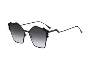 Extravagant sunglasses - Fendi FF 0261/S 2O5/9O