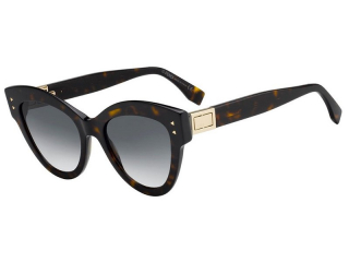 Cat Eye sunglasses - Fendi FF 0266/S 086/9O