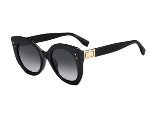 Cat Eye sunglasses - Fendi FF 0266/S 807/9O