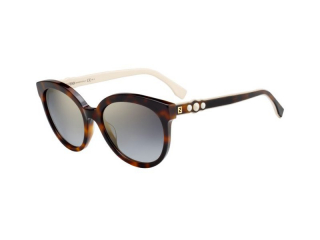 Cat Eye sunglasses - Fendi FF 0268/S 086/FQ