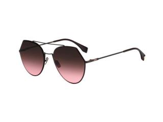 Round sunglasses - Fendi FF 0194/S 0T7/0R