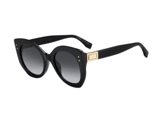 Round sunglasses - Fendi FF 0265/S 807/9O