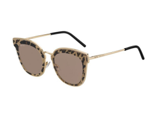 Cat Eye sunglasses - Jimmy Choo Nile/S XMG/2M