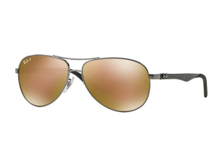 Ray-Ban sunglasses - Ray-Ban CARBON FIBRE RB8313 004/N3