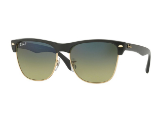 Browline sunglasses - Ray-Ban Clubmaster Oversized Classic RB4175 877/76