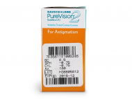 PureVision 2 for Astigmatism (6lenses) - Attributes preview