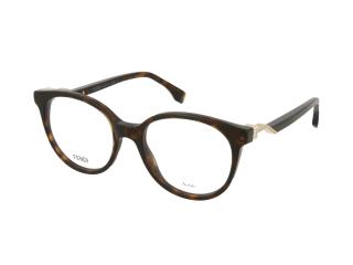 Retro frames - Fendi FF 0202 086
