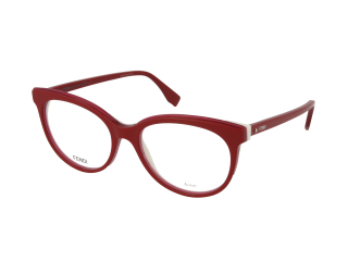 Retro frames - Fendi FF 0254 - C9A Red