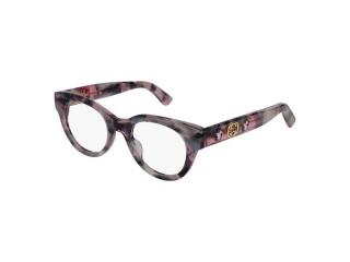 Oval frames - Gucci GG0209O-003