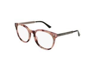 Oval frames - Gucci GG0219O-010