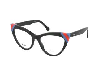 Cat Eye frames - Fendi FF 0245 PJP
