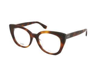 Cat Eye frames - Fendi FF 0272 086