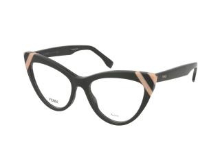 Cat Eye frames - Fendi FF 0245 KB7