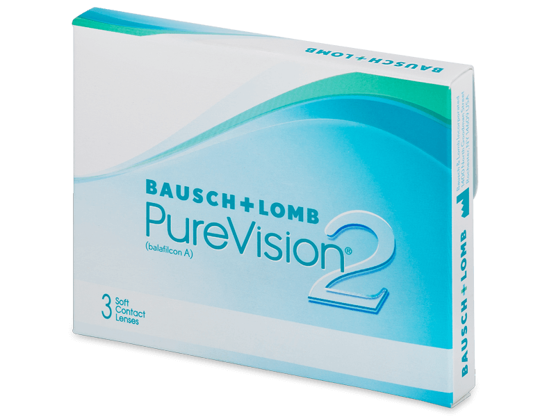PureVision 2 (3lenses) - Monthly contact lenses