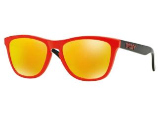 Sport glasses - Oakley Frogskins OO9013 901334