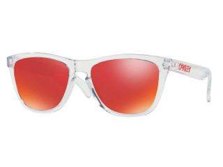 Sport glasses - Oakley Frogskins OO9013 9013A5