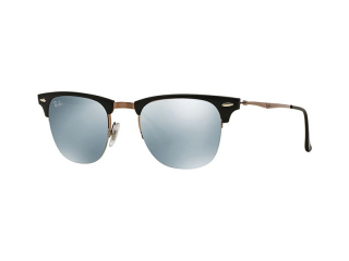 Browline sunglasses - Ray-Ban Clubmaster Light Ray RB8056 176/30