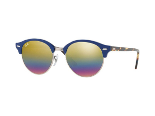 Retro sunglasses - Ray-Ban Clubround RB4246 1223C4