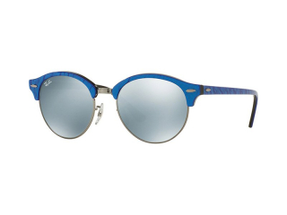 Retro sunglasses - Ray-Ban Clubround RB4246 984/30