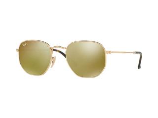 Ray-Ban sunglasses - Ray-Ban HEXAGONAL RB3548N 001/93