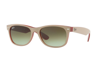 Classic Way sunglasses - Ray-Ban New Wayfarer RB2132 6307A6
