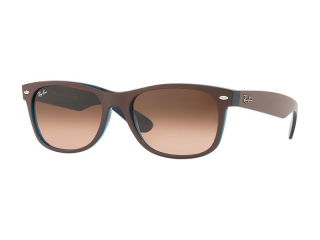 Classic Way sunglasses - Ray-Ban NEW WAYFARER RB2132 6310A5