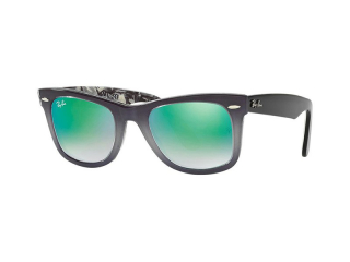 Classic Way sunglasses - Ray-Ban Original Wayfarer FLORAL RB2140 11994J