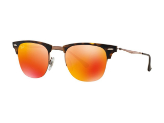 Ray-Ban sunglasses - Ray-Ban Clubmaster Light Ray RB8056 175/6Q
