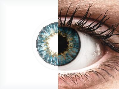 Air Optix Colors - Blue - power (2lenses)