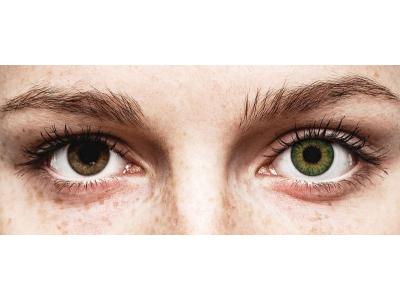 Air Optix Colors - Green - plano (2 lenses)