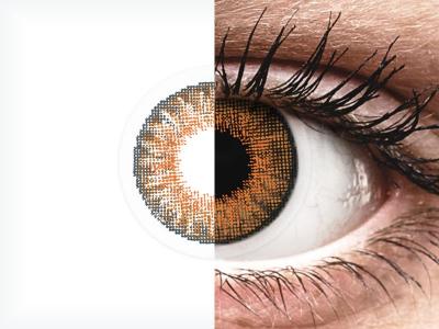 Air Optix Colors - Honey - plano (2 lenses)