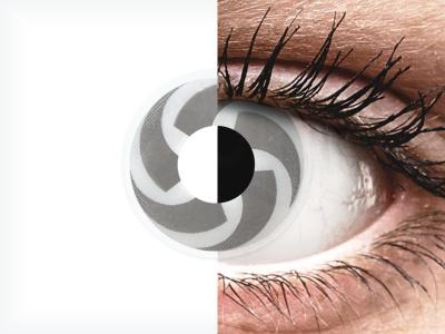 ColourVUE Crazy Lens - Blade - plano (2 lenses)