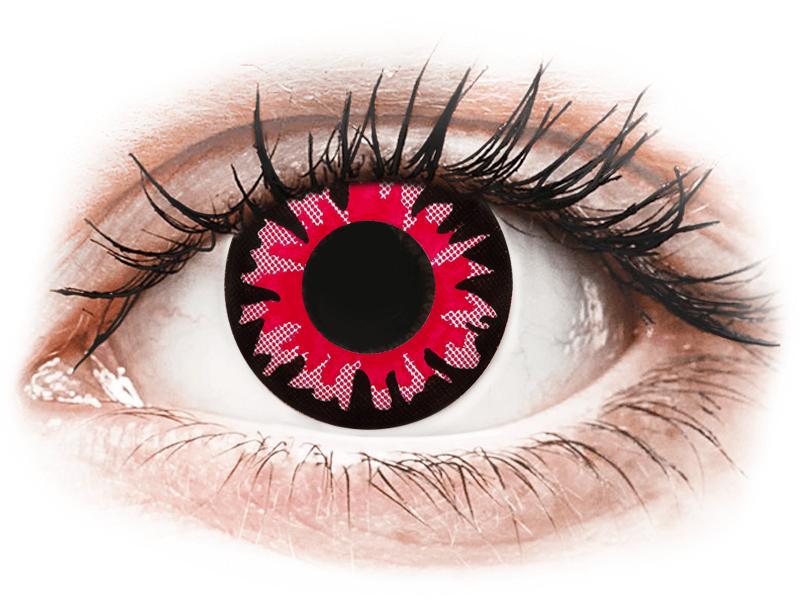 ColourVUE Crazy Lens - Volturi - plano (2 lenses) - Coloured contact lenses