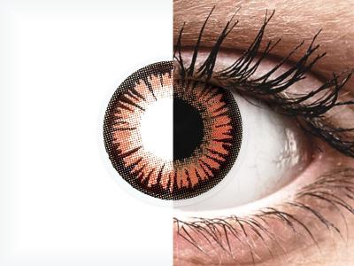 ColourVUE Crazy Lens - Vampire - plano (2 lenses)