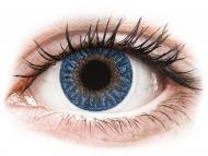 TopVue Contact Lenses - TopVue Color - True Sapphire - plano (2lenses)