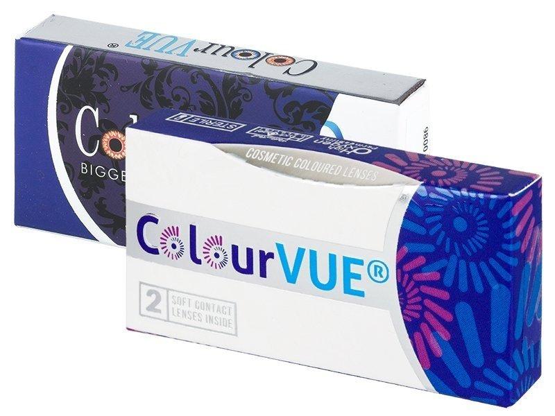 ColourVUE Glamour Aqua - plano (2lenses) - ColourVUE Glamour Aqua - plano (2lenses)