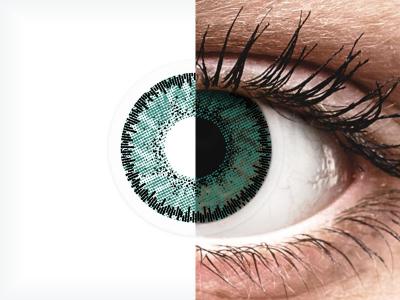 SofLens Natural Colors Jade - power (2lenses)