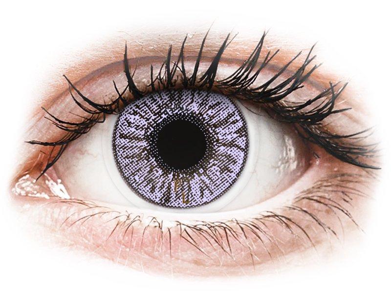 FreshLook Colors Violet - power (2lenses)