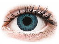 Coloured contact lenses - Air Optix Colors - Brilliant Blue - plano (2 lenses)