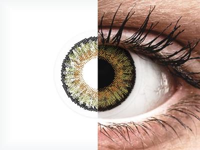 FreshLook One Day Color Pure Hazel - plano (10lenses)