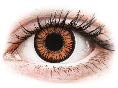 ColourVUE Crazy Lens - Twilight - daily plano (2 lenses)