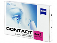 Contact Lenses - Carl Zeiss Contact Day 1 (30 lenses)