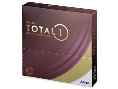 Dailies TOTAL1 (90 lenses) - Daily contact lenses